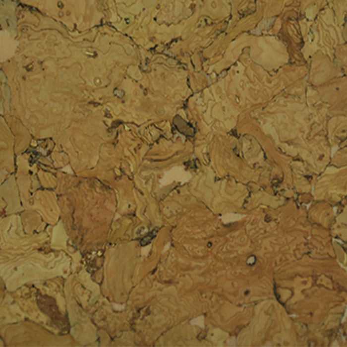 Belagio Packaged Cork Fabric 18inX15in Natural BPC92