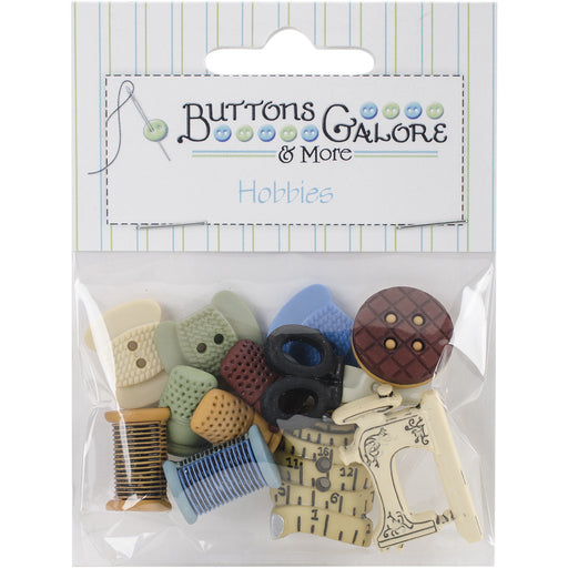 Button Theme Pack Sewing