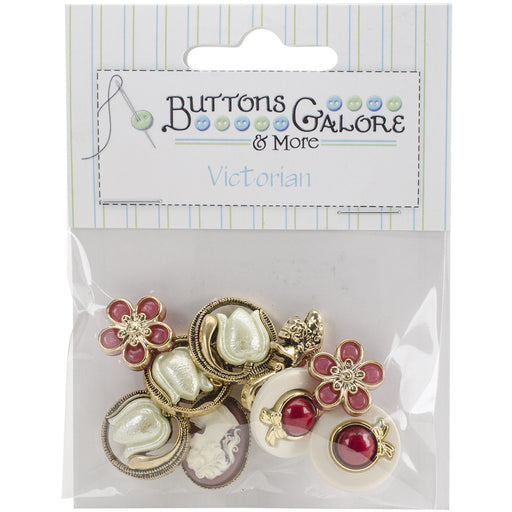 Button Theme Pack Victorian Treasures