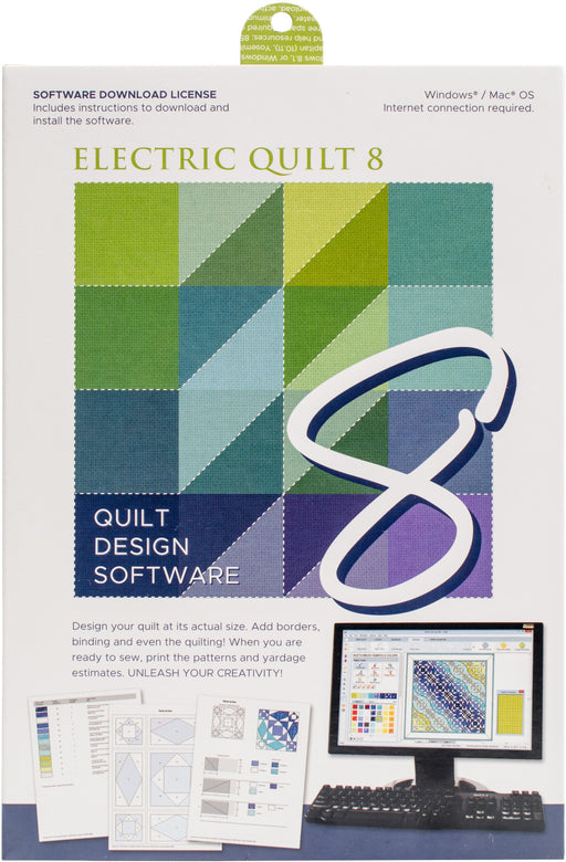 Electric Quilt 8