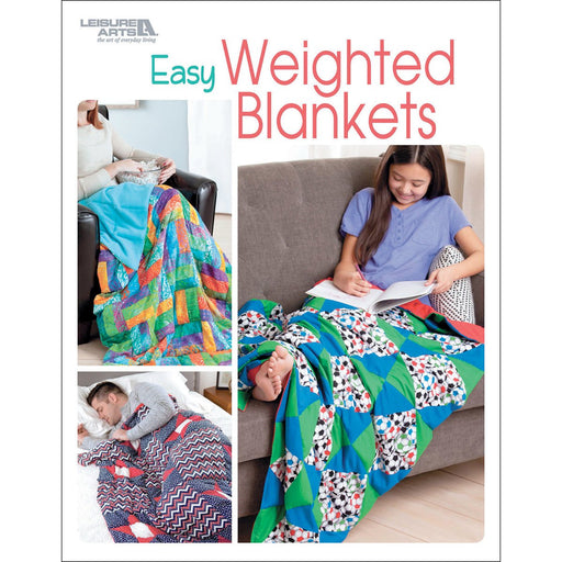 Leisure Arts Easy Weighted Blanket