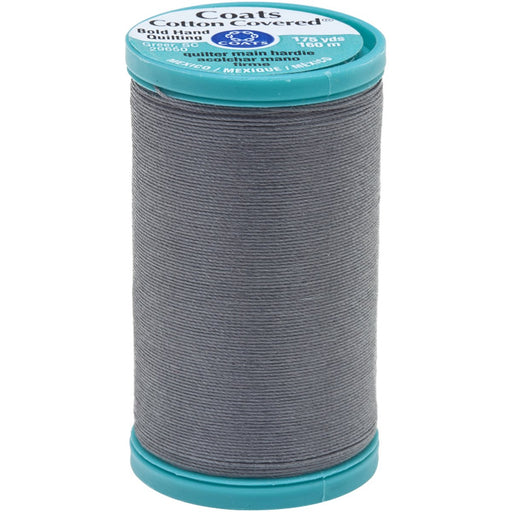 Bold Hand Quilting Thread 175yds Slate #0620