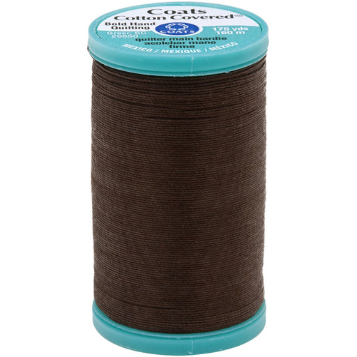 Bold Hand Quilting Thread 175yds Chona Brown #8960