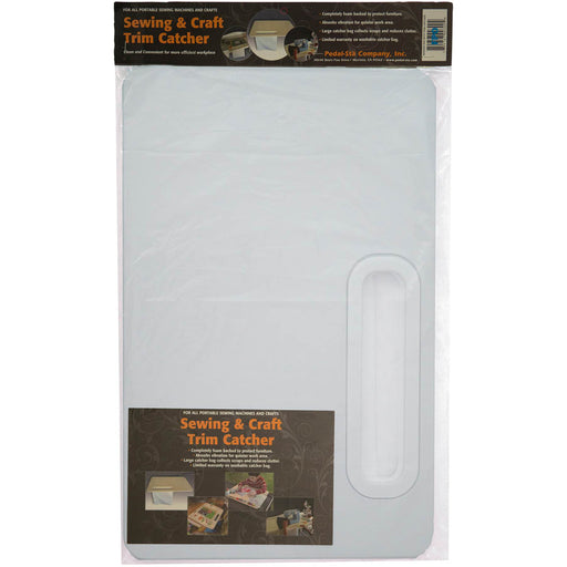 Sewing and Craft Trim Catcher White 13inX20in