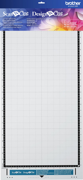 Brother ScanNCut Low Tack Mat Low Tack 12inX24in