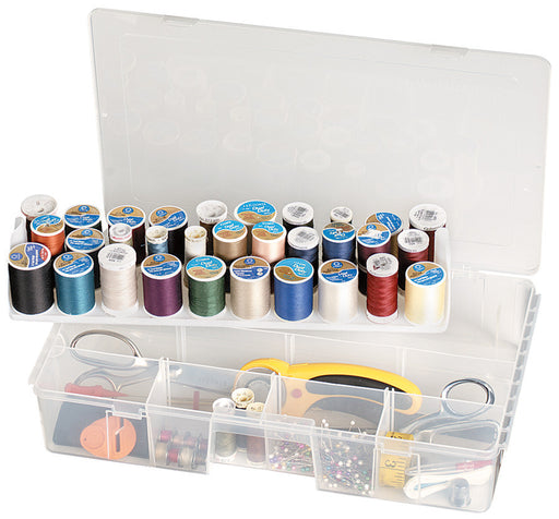 ArtBin Sew Lutions Box Translucent 16.5inX9.75inX3.25in