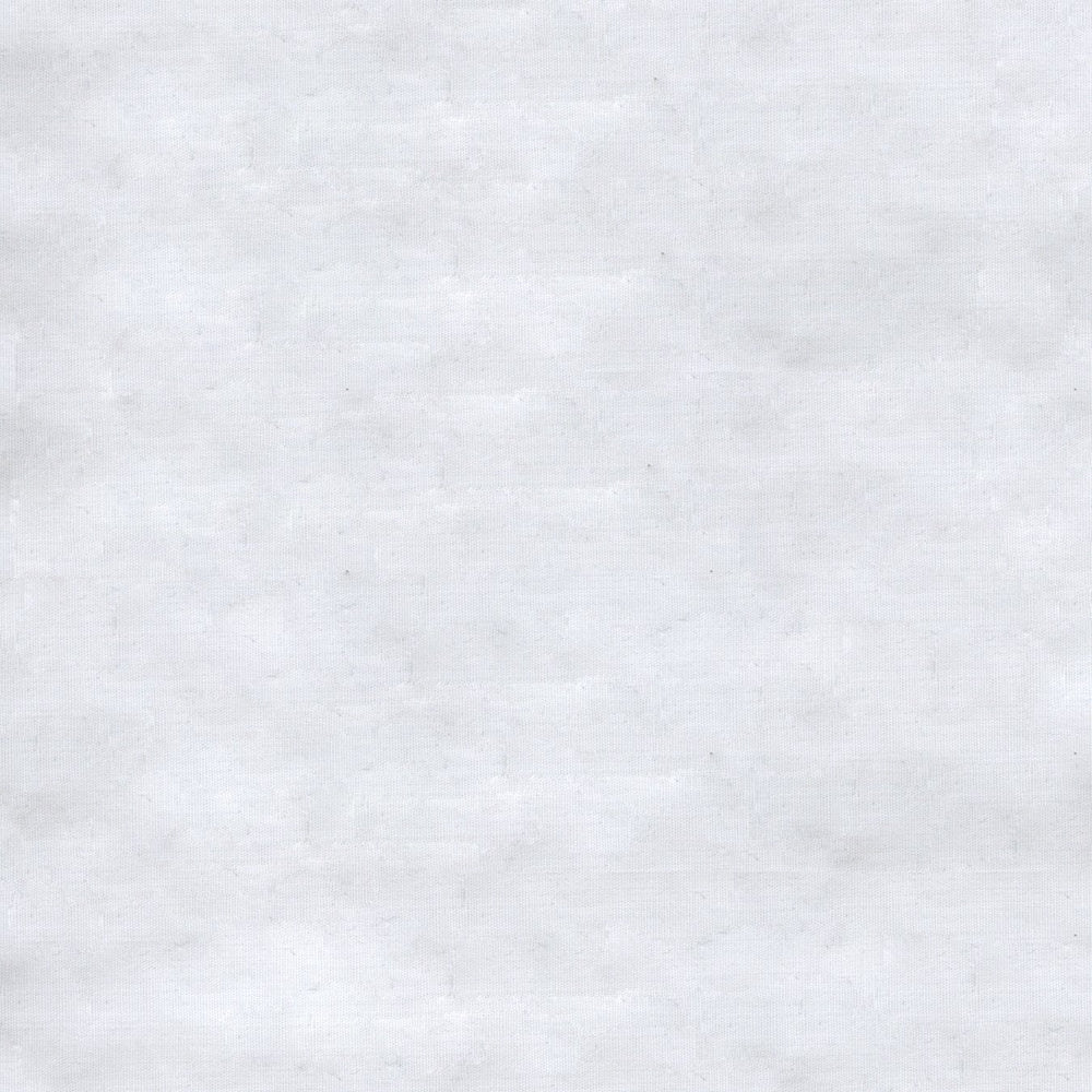 Broadcloth Basic Blend Fabric White 45inX3yd