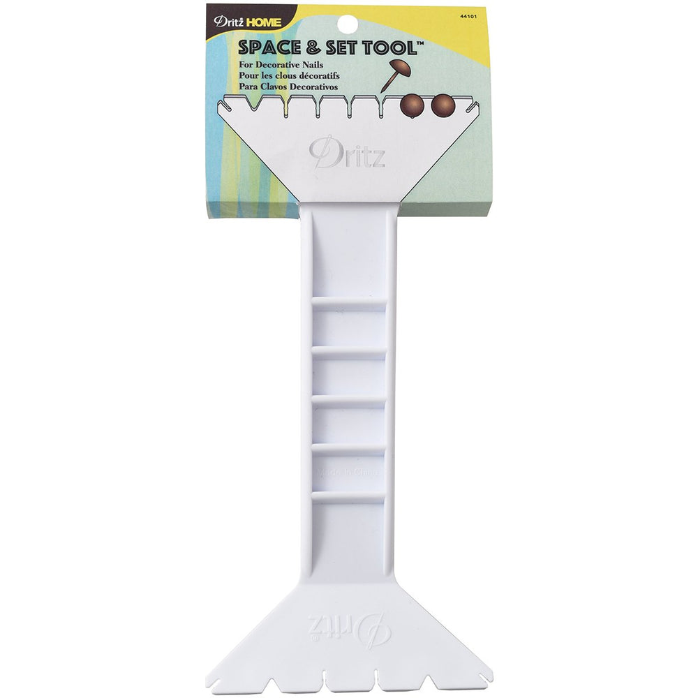 Dritz Home Space & Set Tool For Decorative Nails