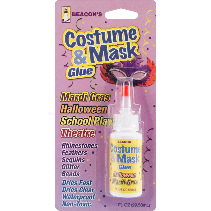 Costume & Mask Glue 1oz