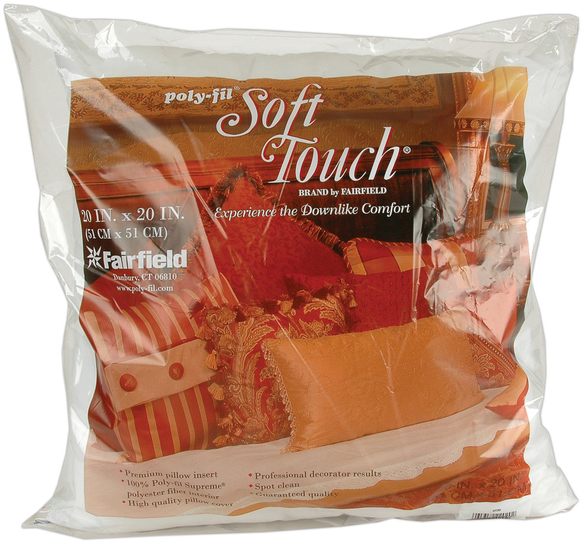 Soft Touch Down Like Pillowform 20inX20in
