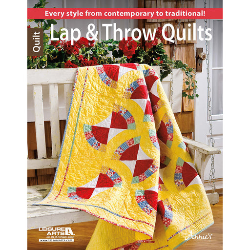 Leisure Arts Lap and Throw Quilts