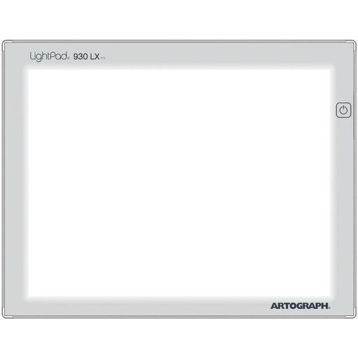 LightPad LX 930 LED Light Box 9inX12in