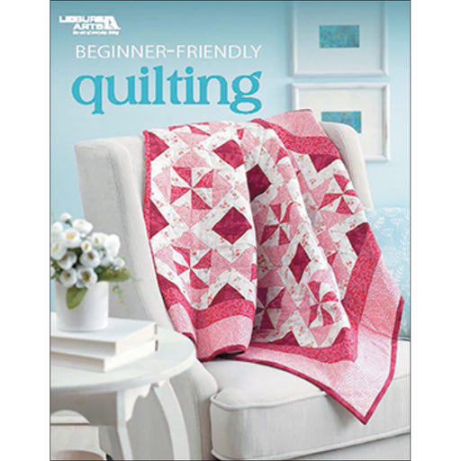 Leisure Arts Beginner Friendly Quilting