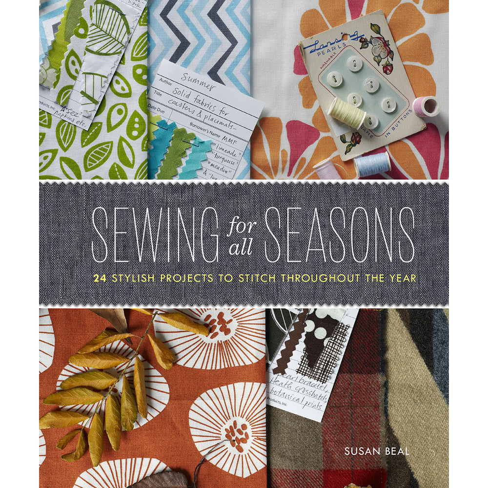 Chronicle Books Sewing For All Seasons