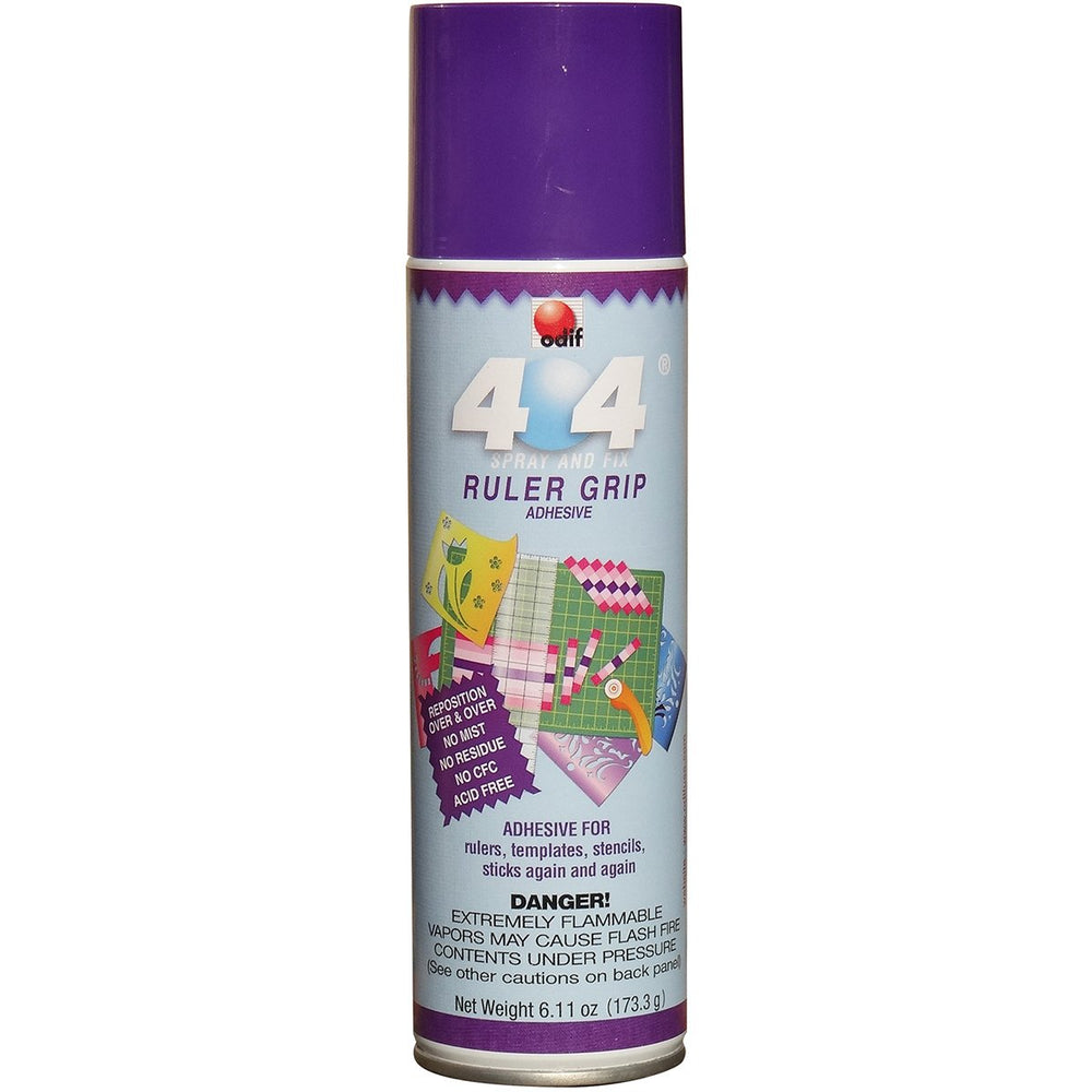 Odif USA 404 Spray & Fix Repositionable Adhesive 6.1oz