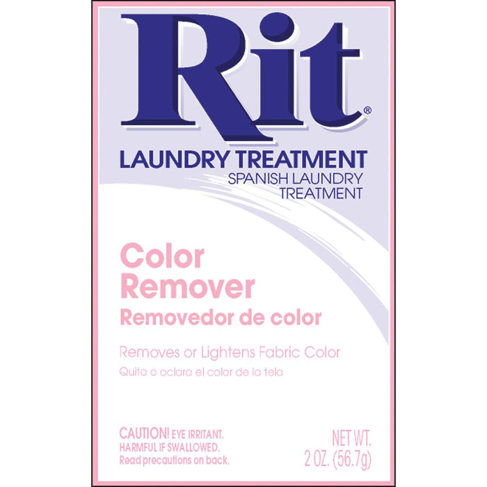 Rit Dye Color Remover 2oz