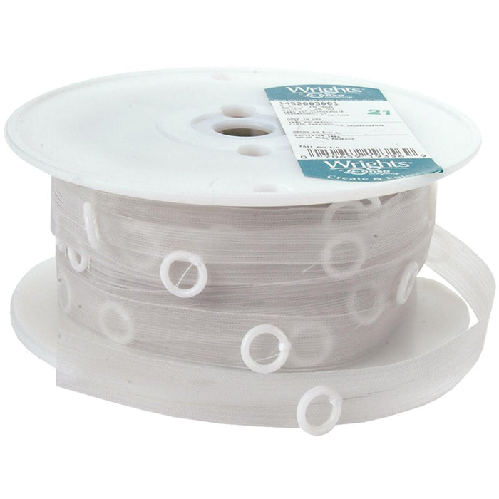 Transparent Ring Tape 5/8in Wide 50 Yards