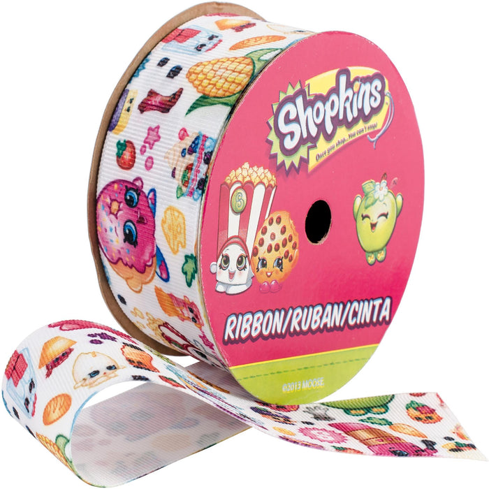Shopkins Ribbon Characters 1.5inX9ft