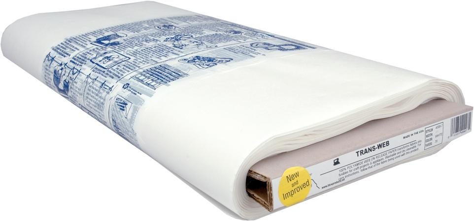 Trans-Web Fusible Web 16inX35 Yards
