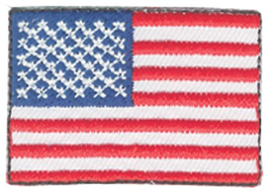 American Pride Decorative Patches Small American Flags