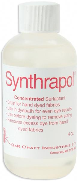 Synthrapol Sizing and Dye Remover Solution