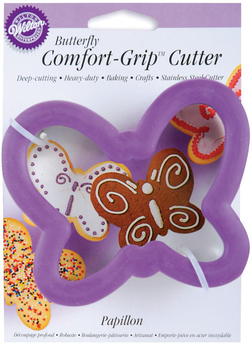 Comfort-Grip Cookie Cutter Butterfly