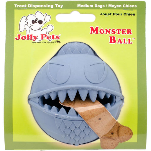 Monster Ball-Blue 3.5""