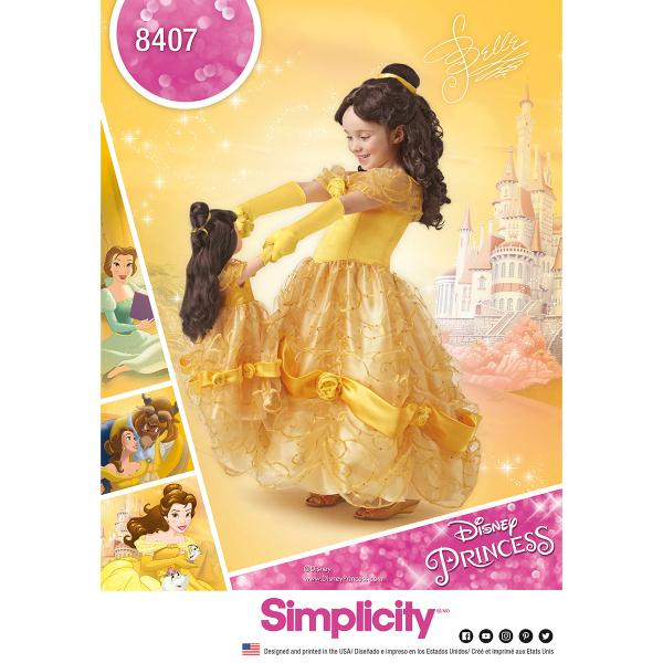 SIMPLICITY COSTUMES-3-4-5-6-7-8