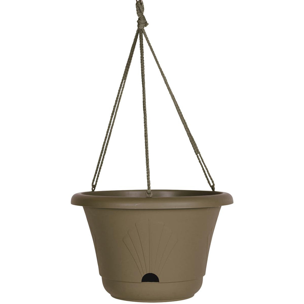 "Bloem Hanging Basket 13""-Peppercorn"