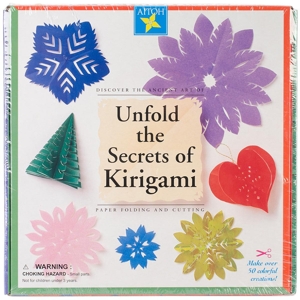 Unfold The Secrets of Kirigami Kit-