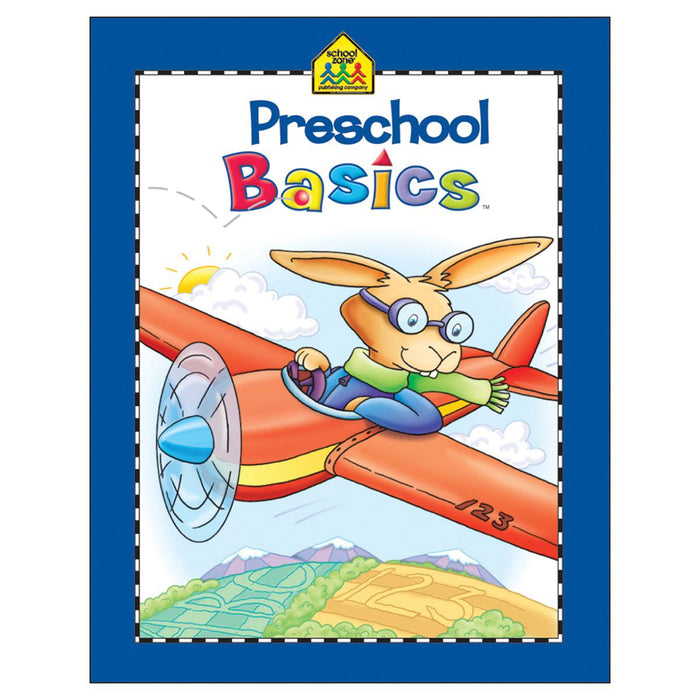 Basics Workbook-Preschool - Ages 3-5