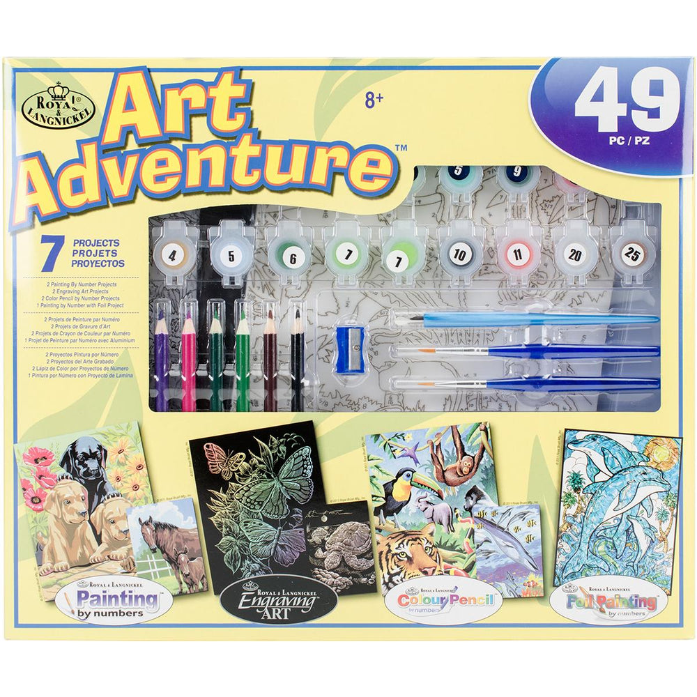 Art Adventure Super Value Set-