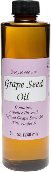 Grape Seed Oil 8oz-