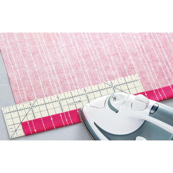 Press Perfect By Joan Hawley Hot Ruler 2.5inX10in