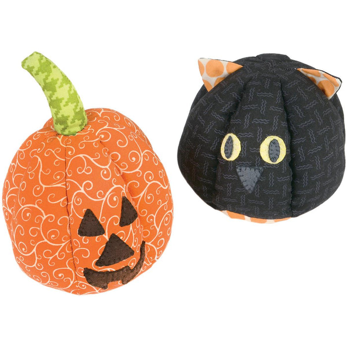 Sizzix Bigz Dies Fabi Edition Cat/Pumpkin By Kid Giddy
