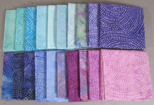 Timeless Treasures Plume Series Fat Quarter Bundle