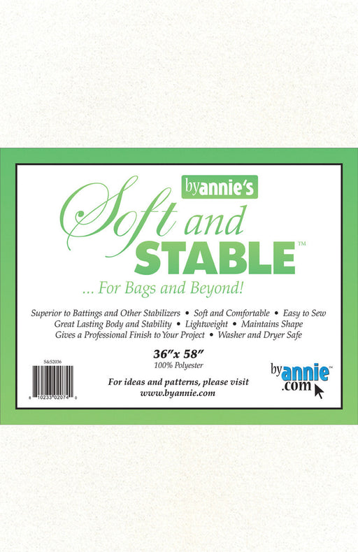 ByAnnie's Soft And Stable White 36in x 58in