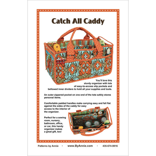 Patterns By Annie Catch All Caddy