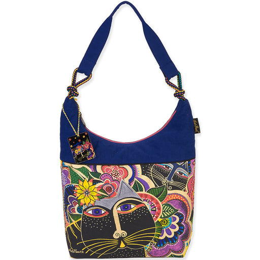 Scoop Tote Carlotta's Cats 15X3.5X16