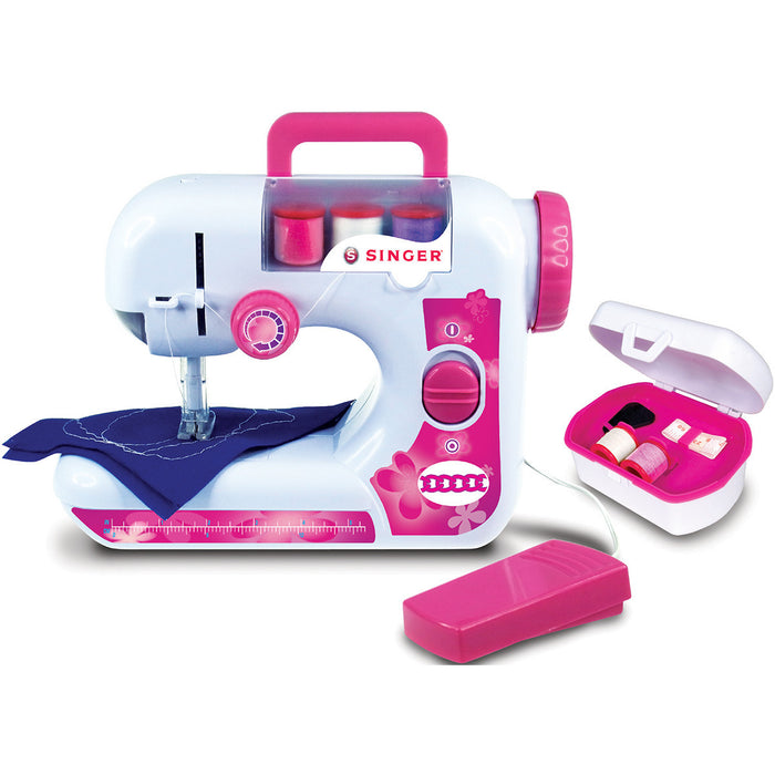 Singer EZ-Stitch Sewing Machine With Sewing Kit