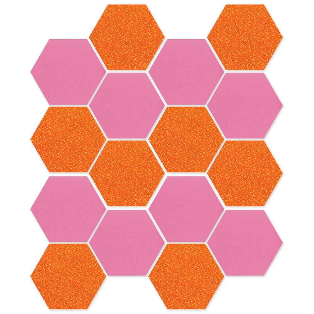 Sizzix Bigz Dies Fabi Edition Hexagons .5in Sides