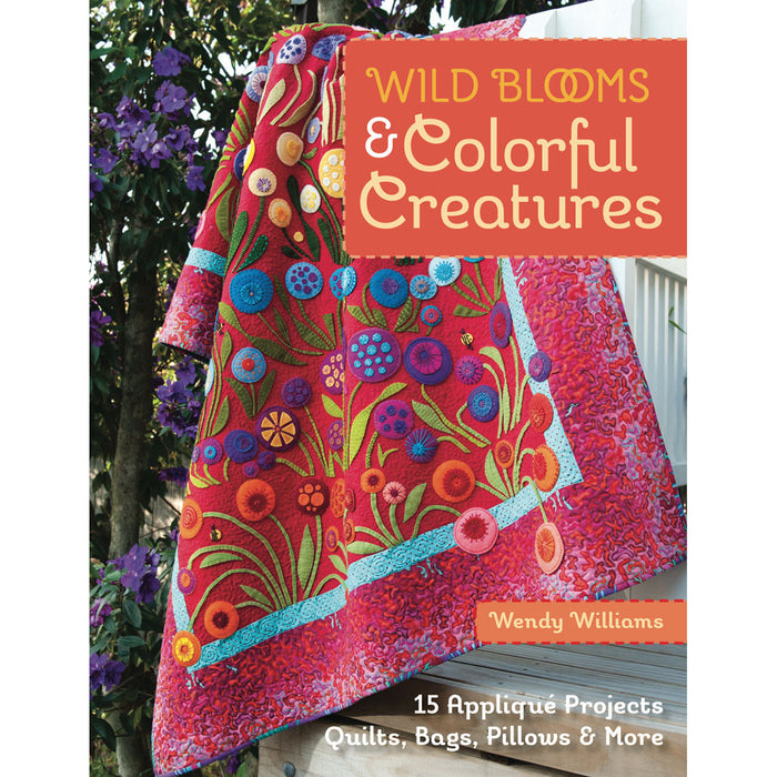 Wild Blooms and Colorful Creatures