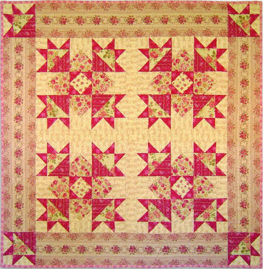 Mary Rose Antique Quilt Pattern