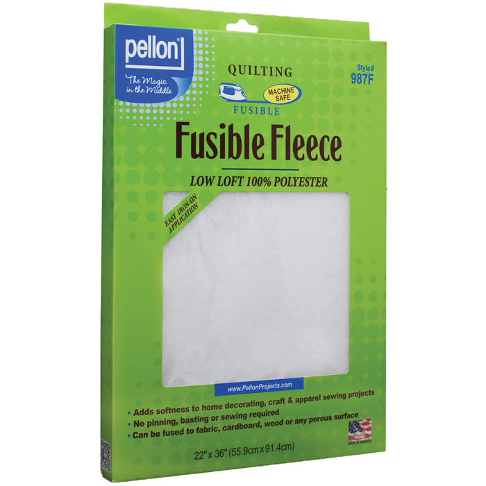 Fusible Fleece 22inX36in