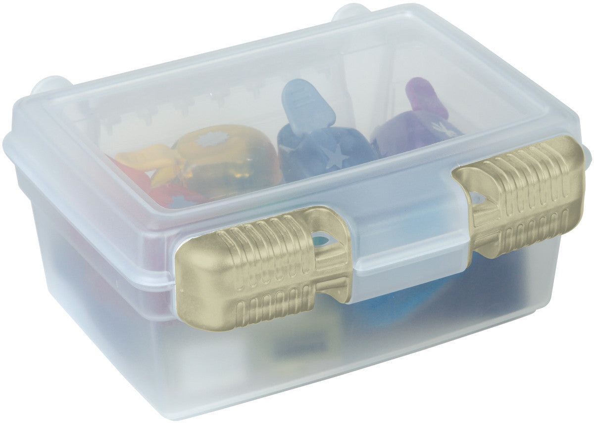 ArtBin Quick View Carrying Case Small Clear  sc 1 st  Quilting-Warehouse & Plastic Storage Boxes - Quilting-Warehouse