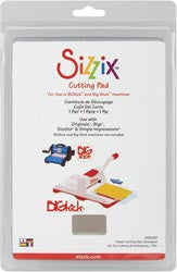 Sizzix BIGkick, Big Shot Cutting Pads 1 Pair Standard