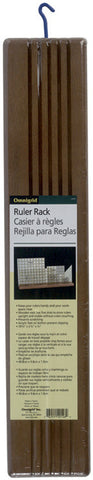Quilting Ruler Racks