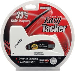 Easy Tacker Light Duty Staple Gun