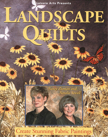 Leisure Arts Landscape Quilts