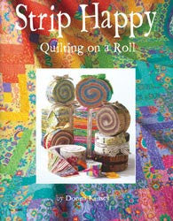 Design Originals Strip Happy Quilting On A Roll